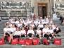 2011. július 10-16. 14th World Gymnaestrada, Lausanne - Csoportképek