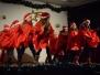 2015. december 20. Miku Show Karácsonyi táncműsor, Tiszaújváros